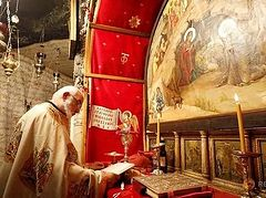 Bethlehem's Church of the Nativity reopens as Palestinians ease COVID-19 curbs