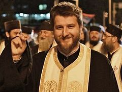 Priest in Montenegro offers to pay fine for man who threatened him