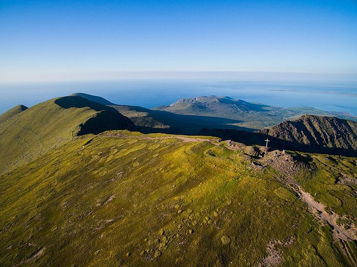A view of Mount Brandon, Kerry