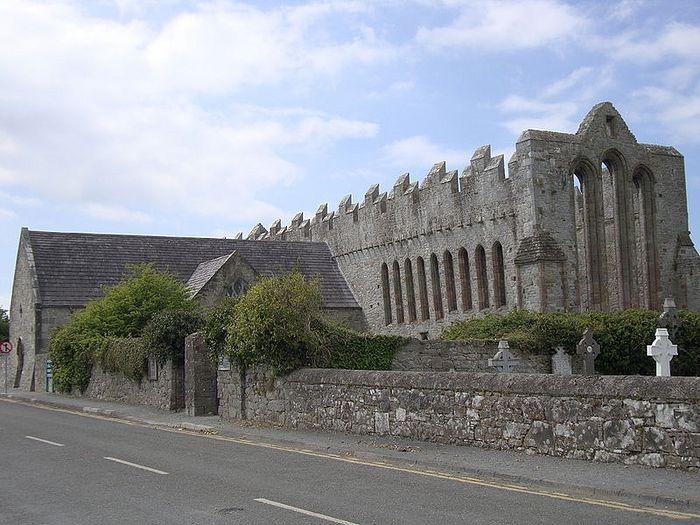 Ardfert Cathedral of St. Brendan, Kerry, Ireland