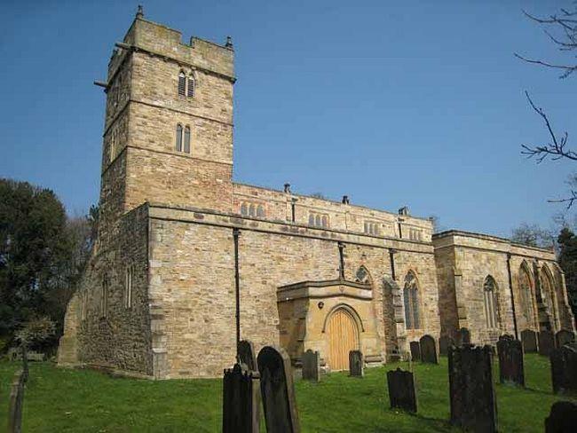 St. Brendan's Church in Brancepeth, Co. Durham