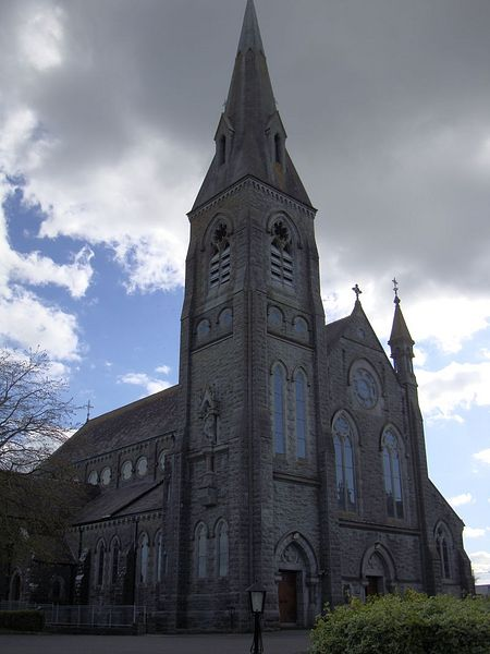 St. Brendan's RC Cathedral in Loughrea, Galway, Ireland (taken from Wikipedia)
