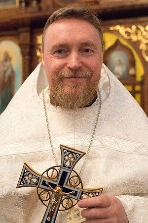 Священник Олег Гиндин