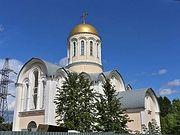 В Москве введен в эксплуатацию храм прп. Сергия Радонежского в Тушине