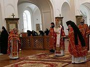Председатель Синодального отдела по монастырям и монашеству возглавил в Шамординском монастыре празднование 30-летия возрождения обители