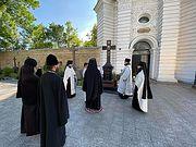 В годовщину Харьковского Архиерейского Собора совершена заупокойная лития на могиле Блаженнейшего митрополита Владимира