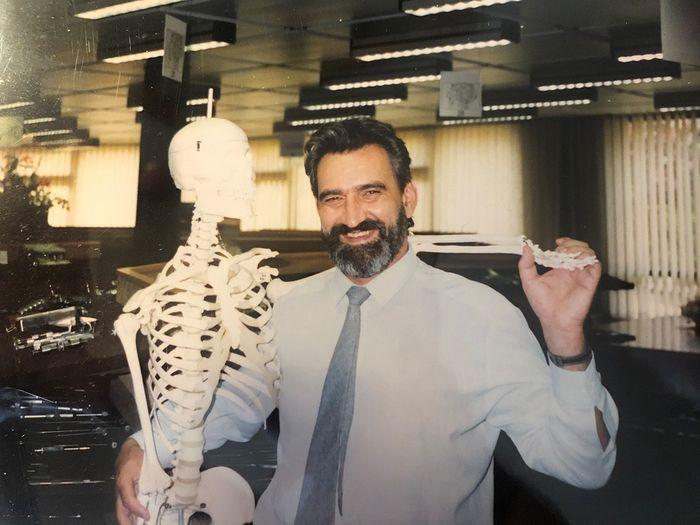 Ο καρδιοχειρουργός Τσεκάνοβ