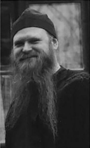 Послушник Александр Горачек