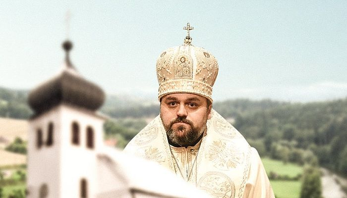 Bishop Isaiah (Slaninka) of Sumperk. Photo: spzh.news