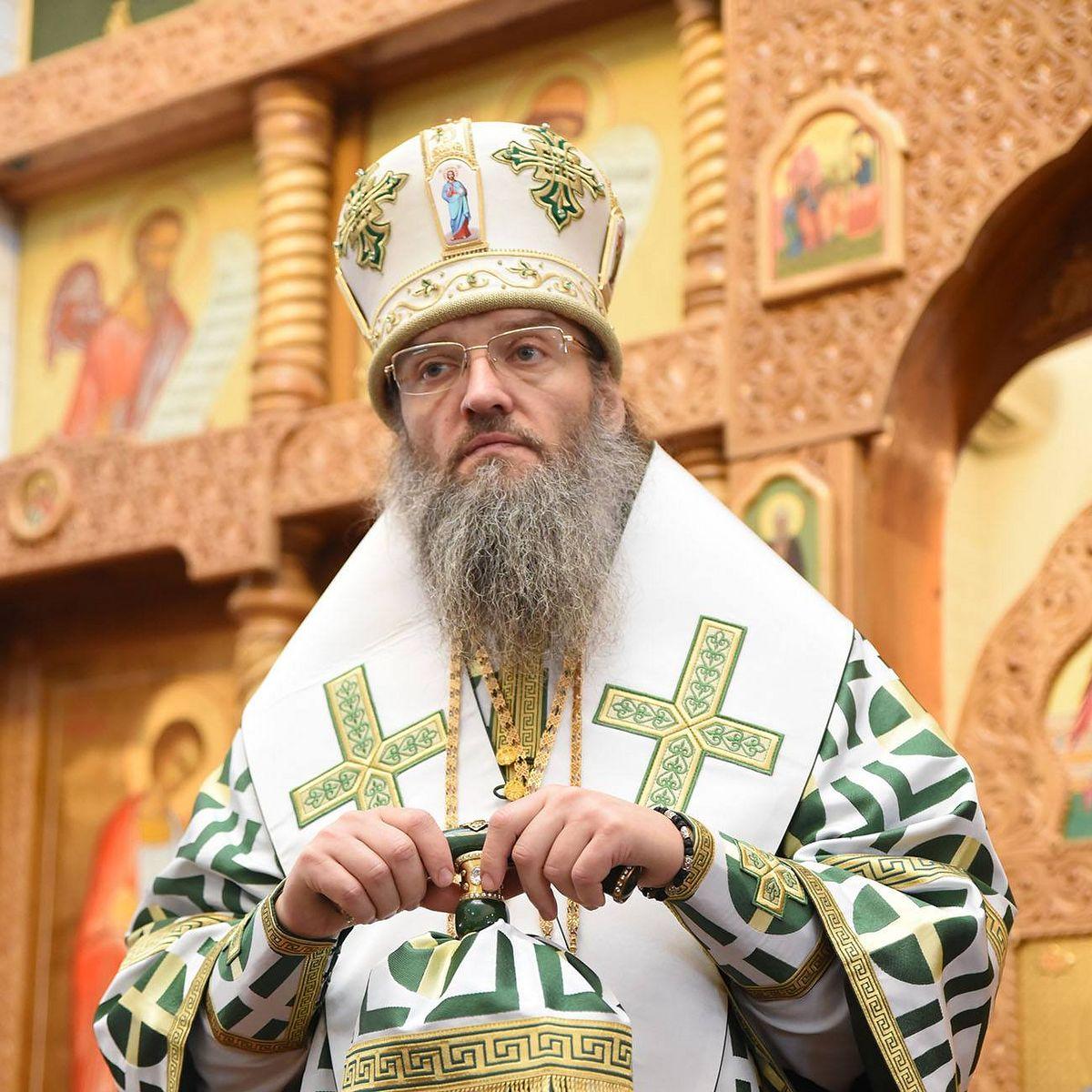 Митрополит Запорожский Лука: создание в Москве подворья УПЦ способствовало бы народной дипломатии