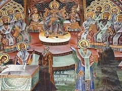 True Freedom. The Holy Fathers of the First Ecumenical Council