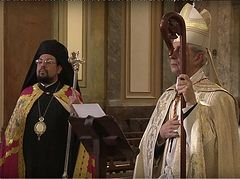 Constantinople bishop prays in anti-COVID ecumenical service with Catholic, Protestant, Jewish, Muslim clergy in Buenos Aires (+VIDEO)