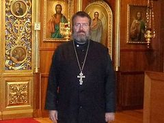 Fr. Edward's Path from Episcopalian to Orthodoxy