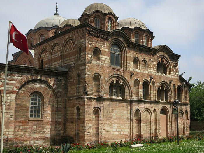 Church of the Theotokos Pammakaristos. Photo: sputnik8.com