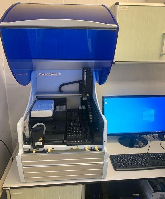 Иммуноферментный анализатор «Lazurite»