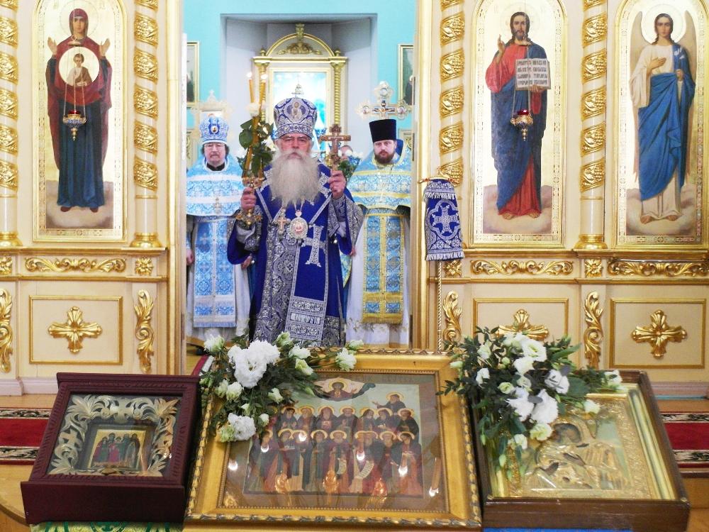 Празднование Собора Карельских святых состоялось в Петрозаводске