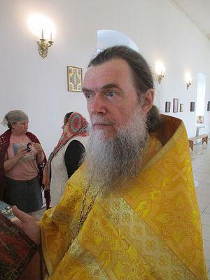 О. Димитрий в храме