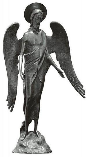 Иоанн Креститель.Скульптор: А.Н. Ковальчук