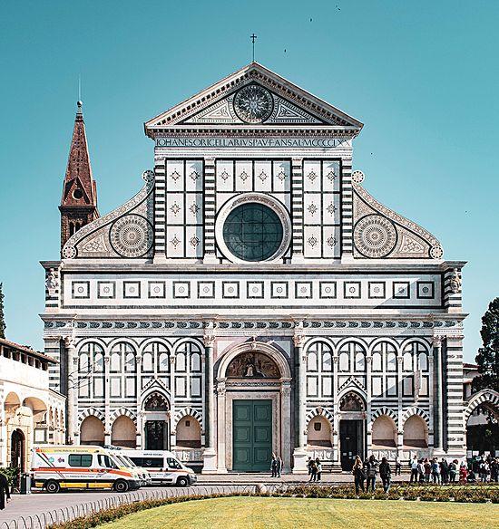 Церковь Санта-Мария Новелла. Фото: Eleonora Altomare