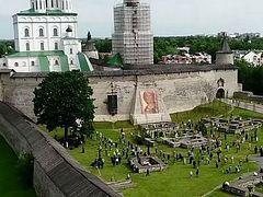 День рождения Церкви: как на Псковщине отметили Троицу (+ВИДЕО)