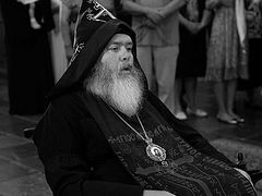 Belarusian Schema-Bishop Peter reposes in the Lord from complications due to coronavirus