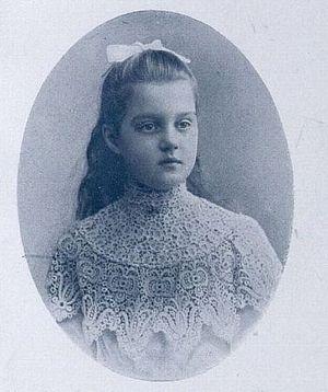 Великая княжна Мария Павловна, 1901 год