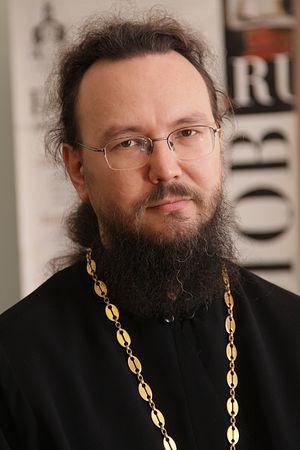Протоиерей Павел Великанов, первый проректор Сретенской духовной семинарии