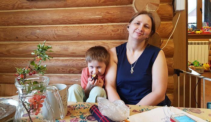 Матушка с Кириллом