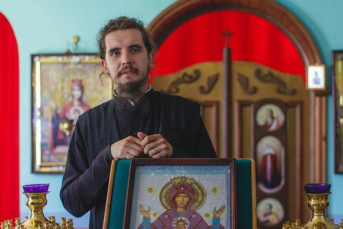 Иеромонах Иринарх (Ишмухамедов)