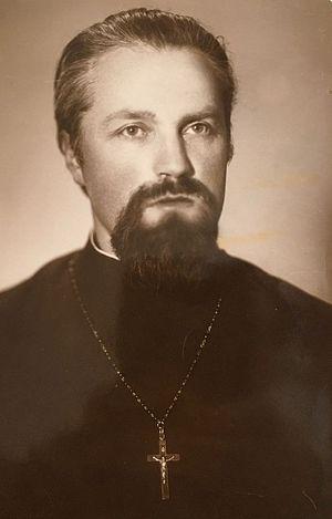 Отец Николай Ведерников