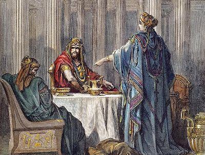 Новый Пурим: опыт согласования юридической и органической теорий спасения