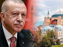 Αμήχανοι Τούρκοι και μεγαλο-ιμάμηδες για τα ψηφιδωτά της Αγίας Σοφίας