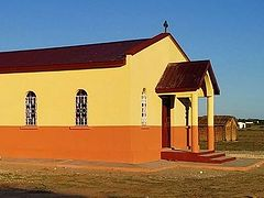Church of St. Joseph the Hesychast at Madagascar's first male monastery completed