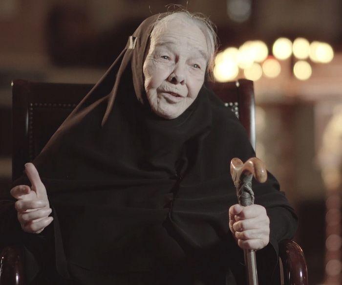 Монахиня Екатерина