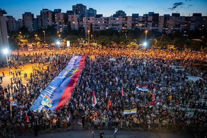 По всей Черногории 21 июня пройдут крестные ходы