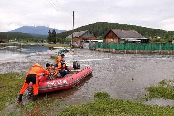 Храмы Красноярского края находятся под угрозой затопления