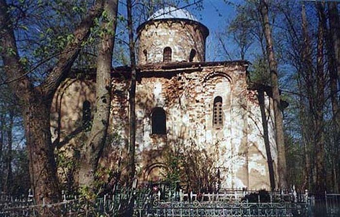 Храм святых Петра и Павла на Синичьей горе. Фото с сайта russiancity.ru
