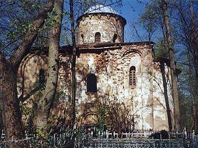 Церковь XII века отреставрируют в Великом Новгороде