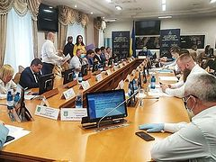Ukrainian parliamentary committee rejects draft laws on punishment for criticism of LGBT people
