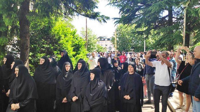 Суд по делу епископа Будимлянско-Никшичского Иоанникия перенесен