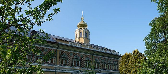 На кафедре богословия обсудили публикации профессора О.Б. Давыдова и доцента Р.М. Коня