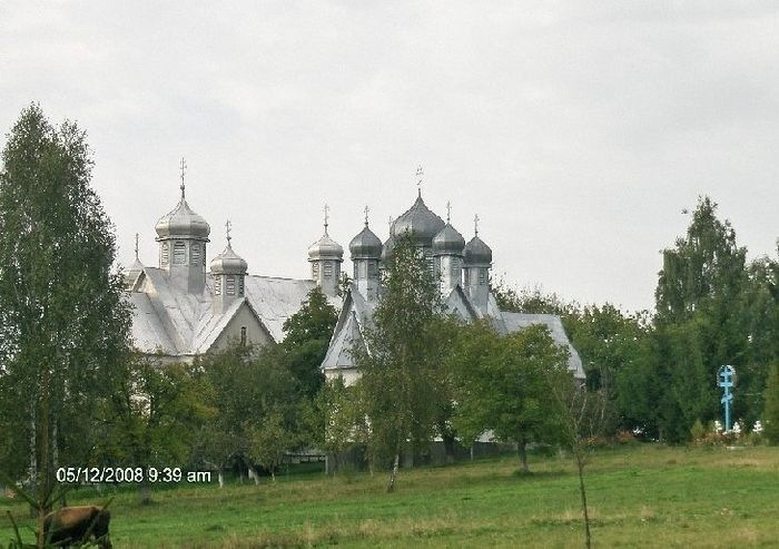 Ugolsky Monastery