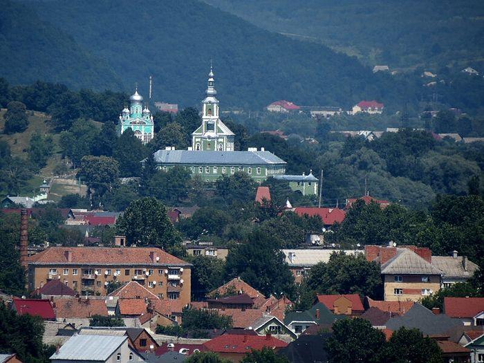 Mukachevo Monastery