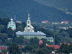 The Orthodox Church in Transcarpathia—A Brief Historical Overview