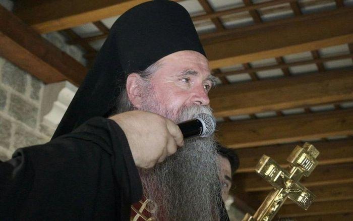 Епископ Будимлянско-Никшичский Иоанникий обращается к верующим. Будва, 21 июня 2020 г.