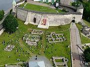 Богослужения в день празднования всех Псковских святых будут совершены в древних храмах Псковского кремля