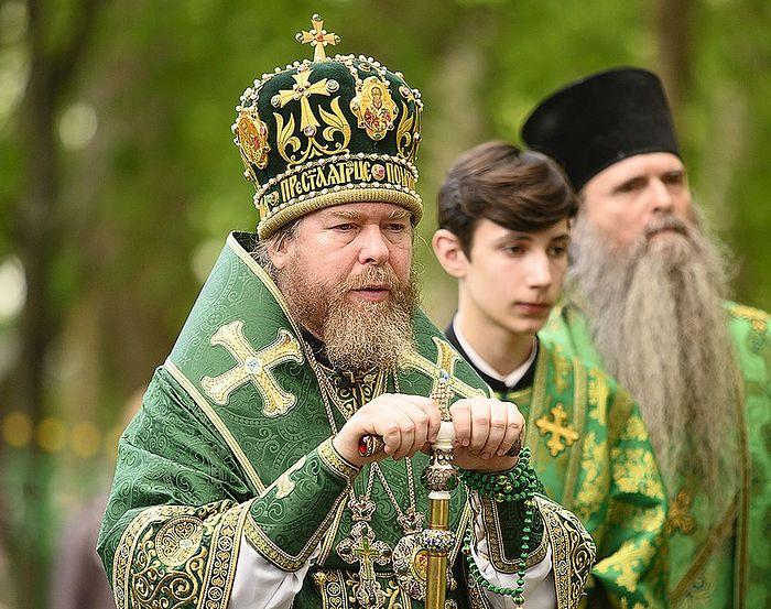 Митрополит Псковский и Порховский Тихон (Шевкунов), главный редактор портала Православие.Ru