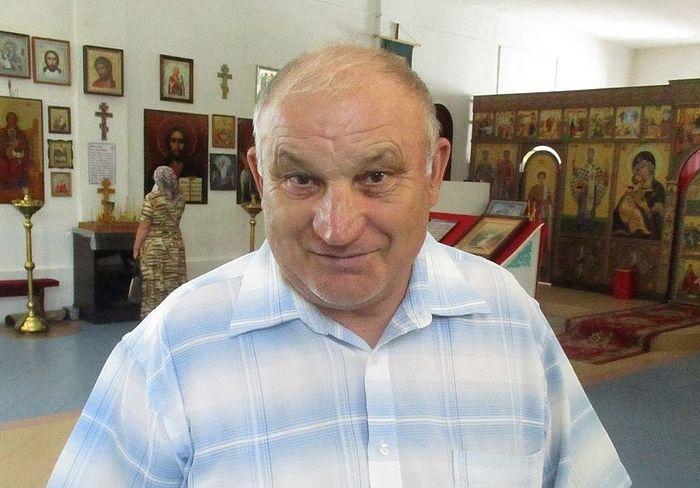 Петр Михайлович