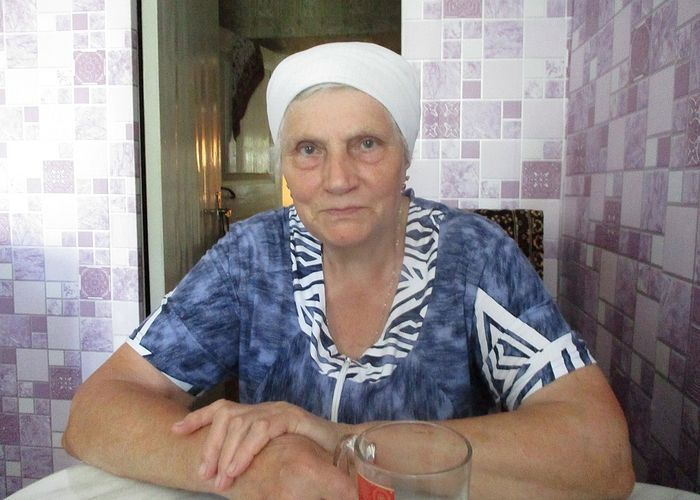 тетя Люба Порохова