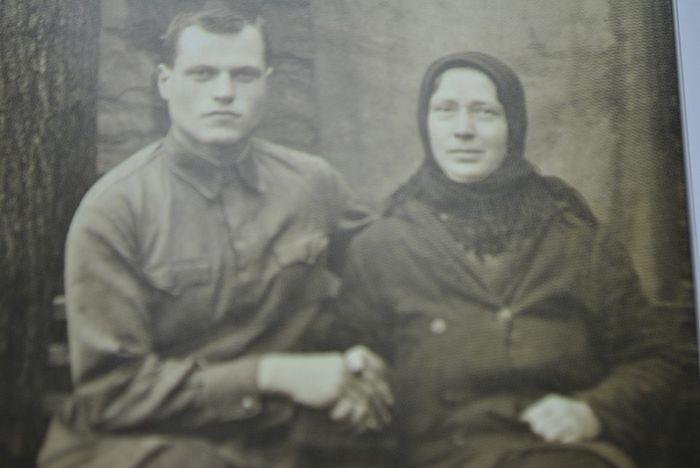 Родители будущего старца – Марк Игнатьевич и Мария Федоровна Коровай
